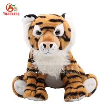 Wild animal toy stuffed tiger plush toy