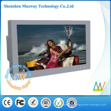 confiable 65 pulgadas 1500 nits monitor lcd al aire libre para pantalla al aire libre