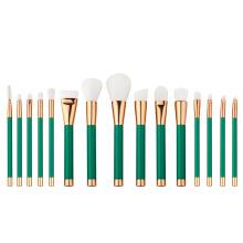 Conjunto de pincéis de maquiagem OEM Kit de pincéis de maquiagem vegan