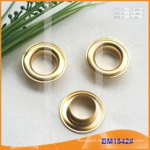 Inner 15.5MM Brass Eyelets for Garment/Bag/Shoes/Curtain BM1542