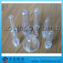 Molde de tubo de prueba de plástico