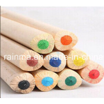 Jumbo Woodend Pencil with Natural Color