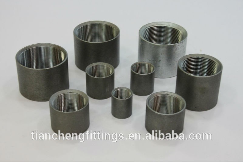 Hot Dip Galvanized Carbon Steel Pipe Nipple