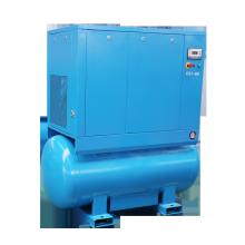 90 cfm Screw or piston & oil free 15kw air compressor