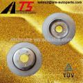 Углеродный керамический дисковый тормозной ротор 34216778965