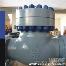 DIN3352 и API 6Д дюймов и классом давления cl150~Cl2500 # A351 шариковый клапан cf8m/ss316 продает/F316 Скребками Тип задерживающий Клапан качания
