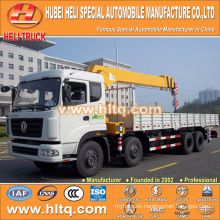 DONGFENG 8x4 16 tons XCMG crane truck with crane 270hp