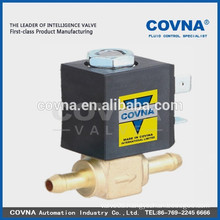 Direct acting solenoid valve 2way small home appliances valve normal close water air oil seal VITON solenoid valve