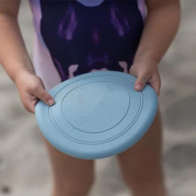 Silikon Flying Disc Toy für Schulsportparty