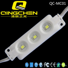 3 Chips SMD 3528 0.3W Injection LED Modul mit CE, RoHS