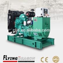 50kva Generator mit Cummins Motor 60HZ kleine Dieselgeneratoren 40kw zum Verkauf
