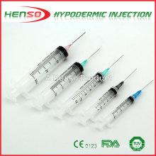 Henso Disposable 1ml 2ml 3ml 5ml 10ml 20ml Syringes                                                                         Quality Choice