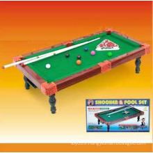Table de jeu, table de billard, table de billard, table de billard, équipement de piscine, table de sport, bureau de jouet, table de jouet, mini table de billard, jeux de table (WJ276182)