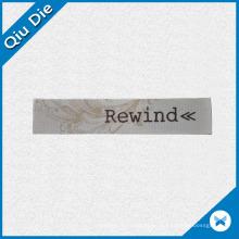 Impresión de cinta de algodón de etiqueta para accesorios de ropa