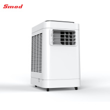 Unidad de tratamiento de aire multifuncional, enfriador de aire para el hogar pequeño portátil
