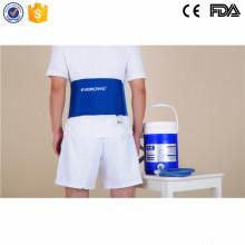 Système de thérapie de compression d'air de Cryo de soulagement de dos de douleur