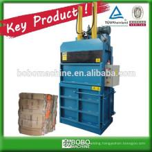 After-sales service provided waste paper compressor
