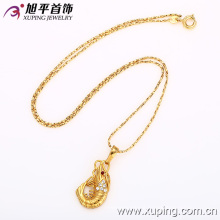 31866 Xuping top quality personalized style 18k gold jewelry fashionable animal pendant for free sample