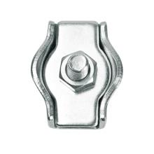 Clip de câble métallique Serre-fil simple en acier inoxydable