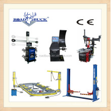 ROADBUCK 3D best sell factory price car wheel alignment price with CE