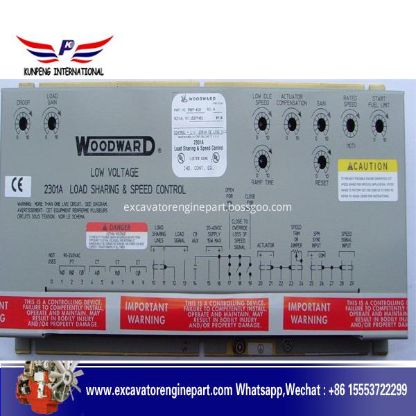 2301d St 8273 128 Woodward Controller