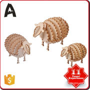 China best factory directly wooden vegetable jigsaw