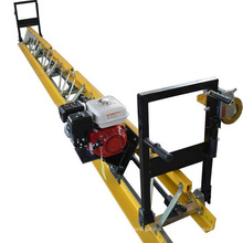 Gasoline power concrete truss screed /frame leveling machine