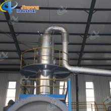 Heiße Verkaufs-überschüssige Maschinenöl-Wiederverwertungsanlage