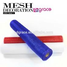 colored plastic mesh netting