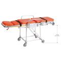 Ambulance emergency aluminum alloy ambulance stretcher