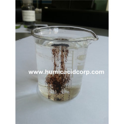 Potassium Humate Fulvate from Leonardite