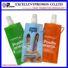 Promocionais baratos baratos personalizados garrafa de água dobrável (EP-B7154)