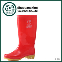 wholesale shoe women garden rubber boots B-803