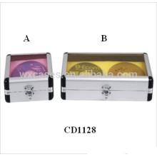qualitativ hochwertige 32 & 64 CD Festplatten Aluminium CD Box Großhandel