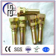 Stainless Steel Brass, Female Hose Fitting, Swaged Hydraulic With Best Price