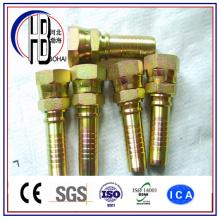 Bon prix fabricant de raccords de tuyaux hydrauliques de haute qualité