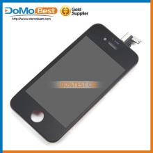 Top Verkauf, LCD-Modul, lcd Reparaturteile mit Rahmen für das Iphone 4 s