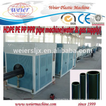 plastic pipe production machine line