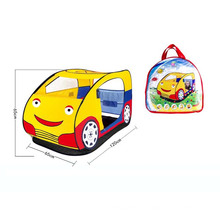 En gros en plein air Cartoon Car Shape Play tente enfants jouet (10205139)