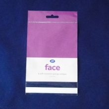 Card Head Self Adhesive Plastic OPP Bag for Packing