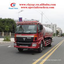 FOTON Auman EURO3 10000L water spraying tanker for sale