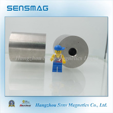 Cast Permanent AlNiCo Ring Magnet with RoHS for Motor, Generator