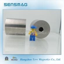 Литой постоянный магнит кольца AlNiCo с RoHS для двигателя, генератора