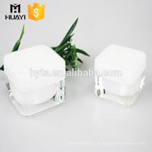 heißer Verkauf 15g 30g 50g Creme Quadrat Acrylglas