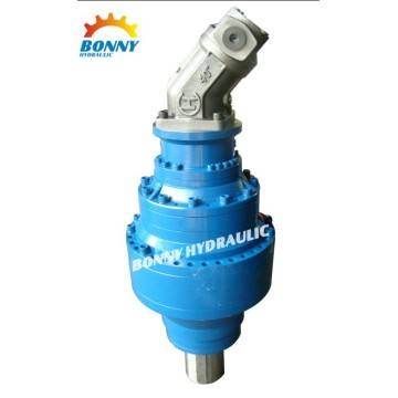 Hydraulic speed planetary gearbox BL300 BL300 series