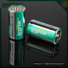 Lr14 sizeD no.2 2 # batterie alcaline boîtier métallique