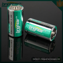 lr14 sizeD no.2 2# alkaline battery metal enclosure