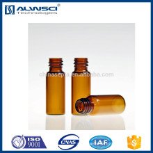 BEST PRICE 2ml chromatography vial with Natural rubber FEP septa 12x32mm vial