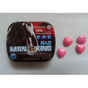 Man King Penis Size Enlarging Medicines Steel Box