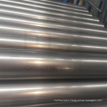 Manufacturer Supplier for Stainless Steel Pipes 1.4509/1.4510/1.4512/1.4513 Application for Exhaust Systems